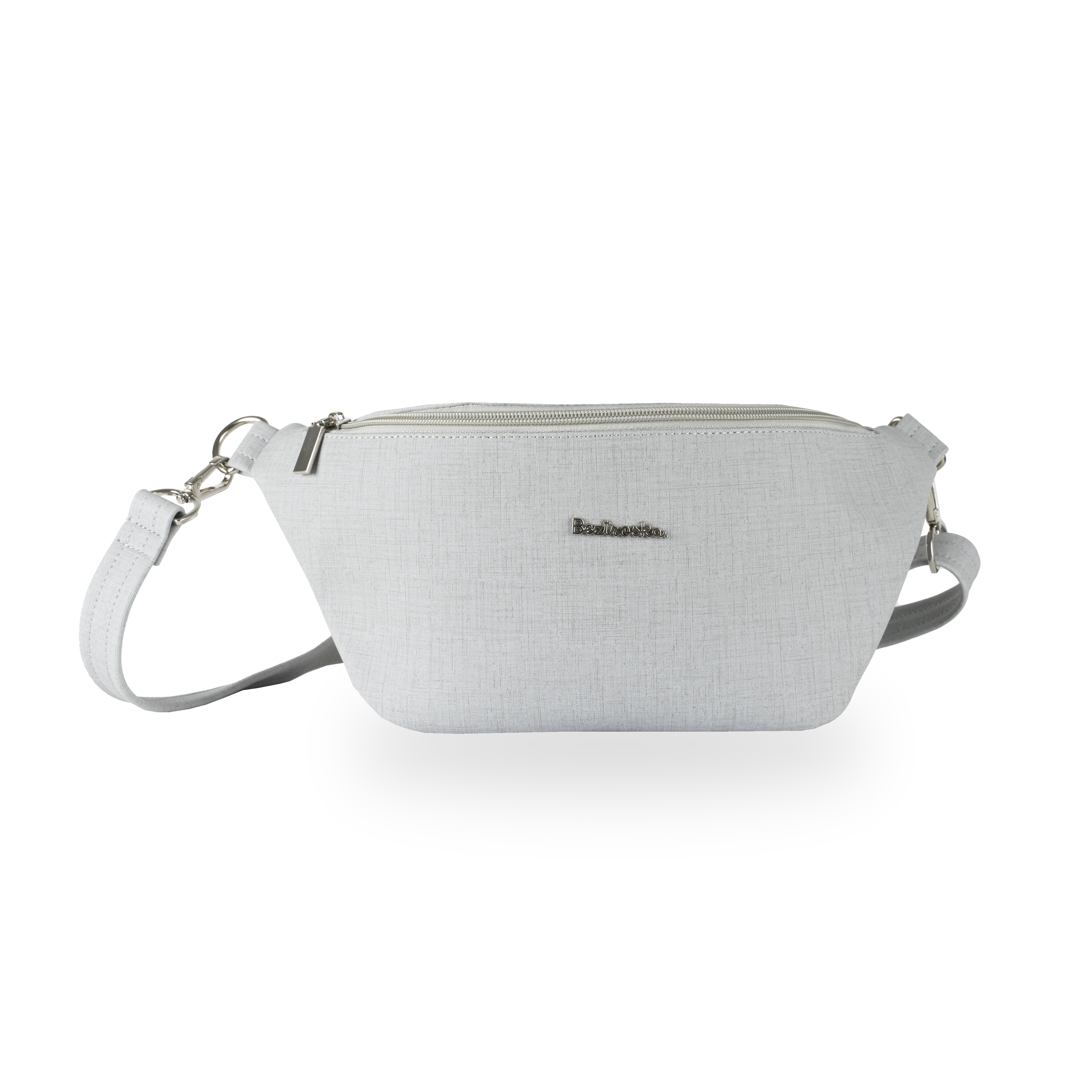 Beztroska taška LEDVINKA light grey